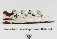 Aime Leon Dore New Balance P550 Basketball Oxford Release Details