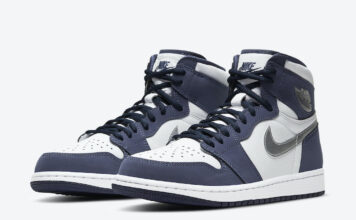 Air Jordan 1 CO.JP Midnight Navy DC1788-100 Release Price