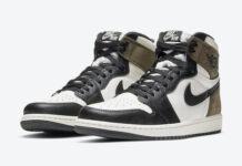Air Jordan 1 Dark Mocha 555088-105 Release Info