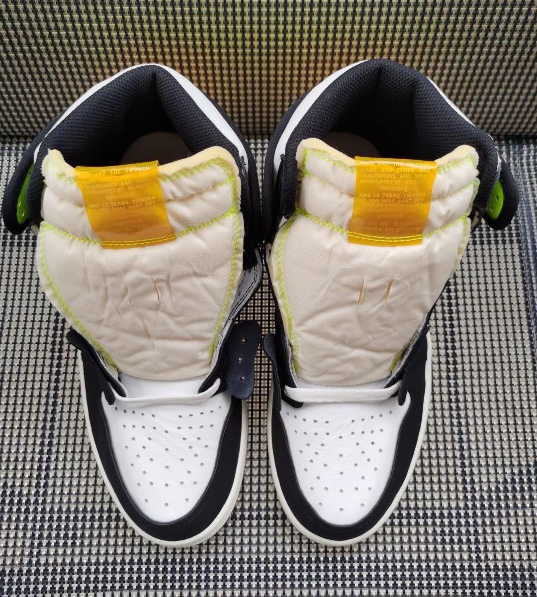 Air Jordan 1 High OG Volt Gold 555088-118 Release Date