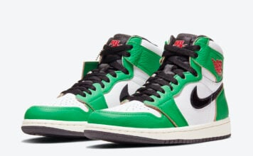 Air Jordan 1 Lucky Green DB4612-300 Release Price