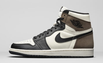 Air Jordan 1 Retro High OG Dark Mocha 555088-105 Release Info