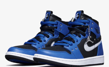 Air Jordan 1 Zoom Comfort Hyper Royal Sisterhood CZ1360-401 Release Date Info