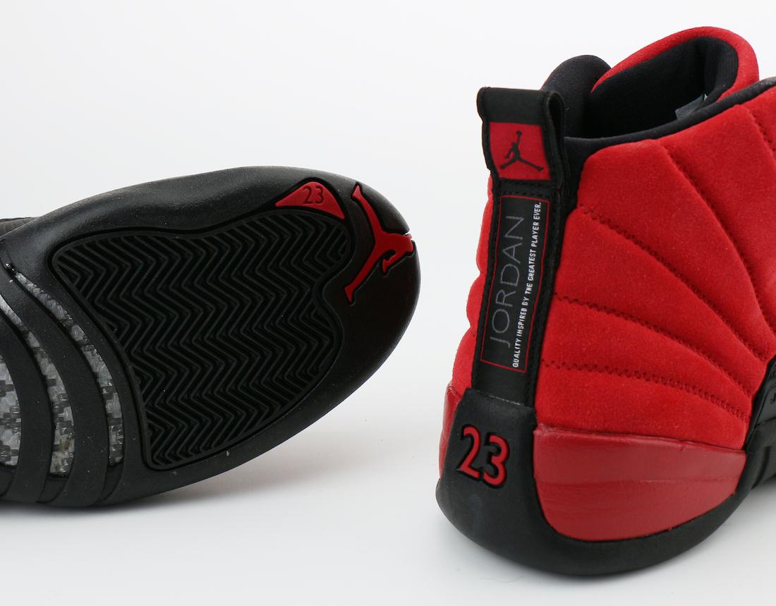 Air Jordan 12 Reverse Flu Game CT8013-602 Release Info