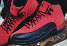 Air Jordan 12 Reverse Flu Game Varsity Red CT8013-602 Release Info