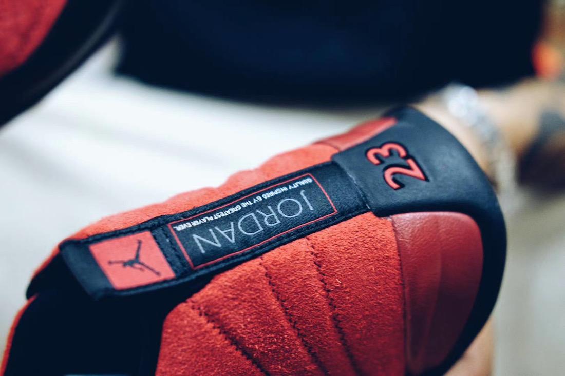 Air Jordan 12 Reverse Flu Game Varsity Red CT8013-602 Release Info