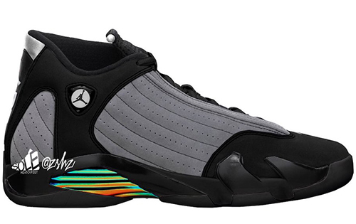 Air Jordan 14 Particle Grey 2021 Release Date