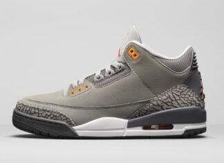 Air Jordan 3 Cool Grey 2021 CT8532-012 Release Price