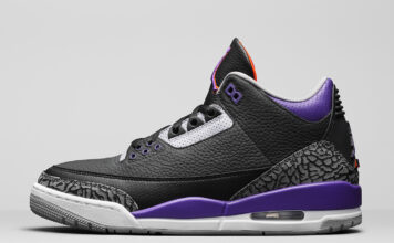 Air Jordan 3 Court Purple CT8532-050 Release Info