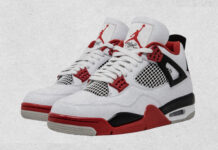 Air Jordan 4 Fire Red DC7770-160 2020 Release Info