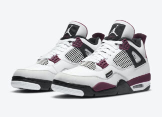 Air Jordan 4 PSG CZ5624-100 Release Price