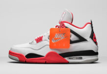 Air Jordan 4 Retro OG Fire Red DC7770-160 2020 Release Info