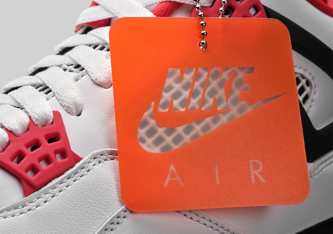 Air Jordan 4 Retro OG Fire Red DC7770-160 2020 Release Info