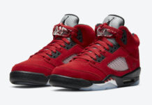 Air Jordan 5 GS Raging Bulls 440888-600 Release Date