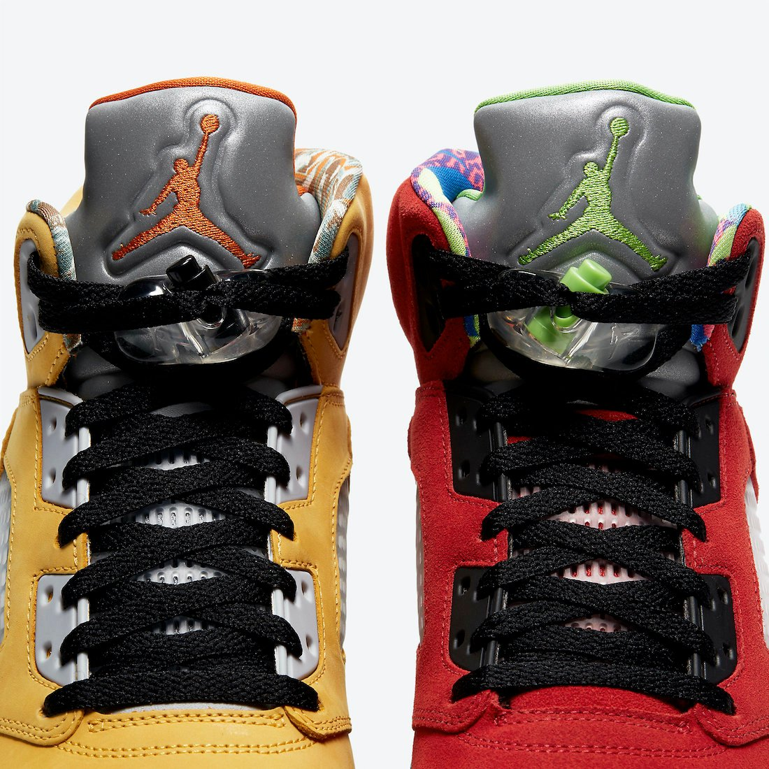 Air Jordan 5 What The CZ5725-700 Release Info Pricing