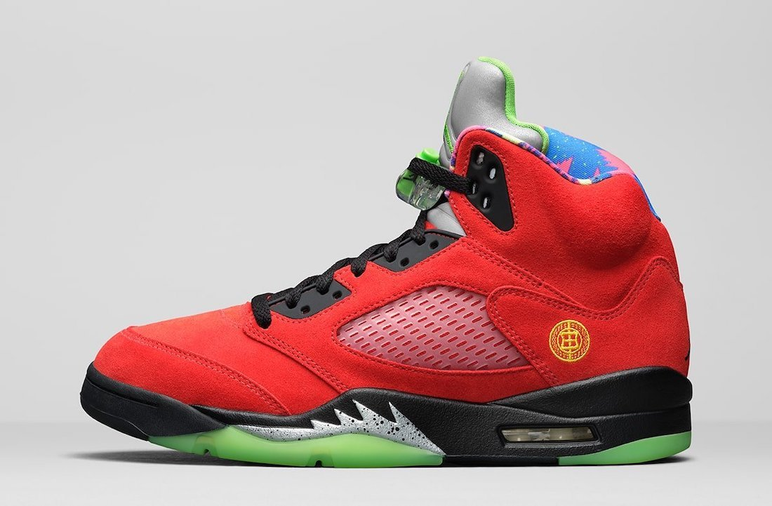 Air Jordan 5 What The CZ5725-700