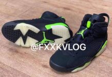 Air Jordan 6 Electric Green CT8529-003 Release Date