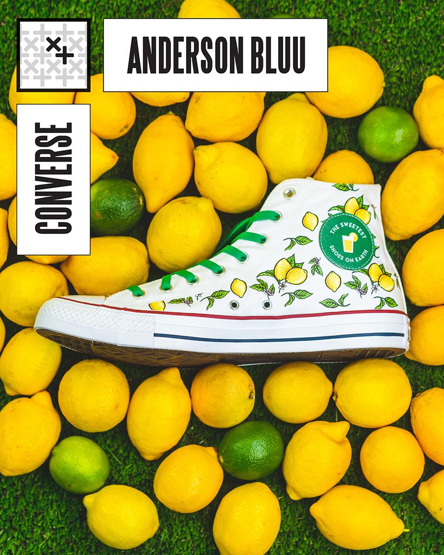 Anderson Bluu Converse Chuck Taylor All Star Lemonade Release Date Info