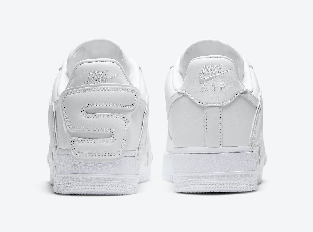 Cactus Plant Flea Market Nike Air Force 1 White DD7050-100 Release Date Info