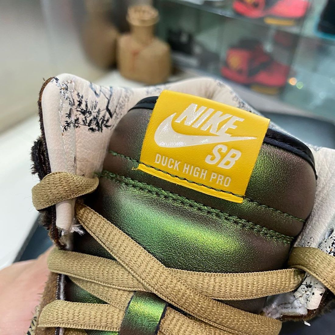 Concepts Nike SB Dunk High DC6887-200 Release Date