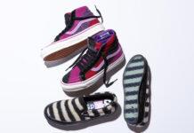 Concepts Vans Mohair SK8-Hi Slip-On Release Date Info