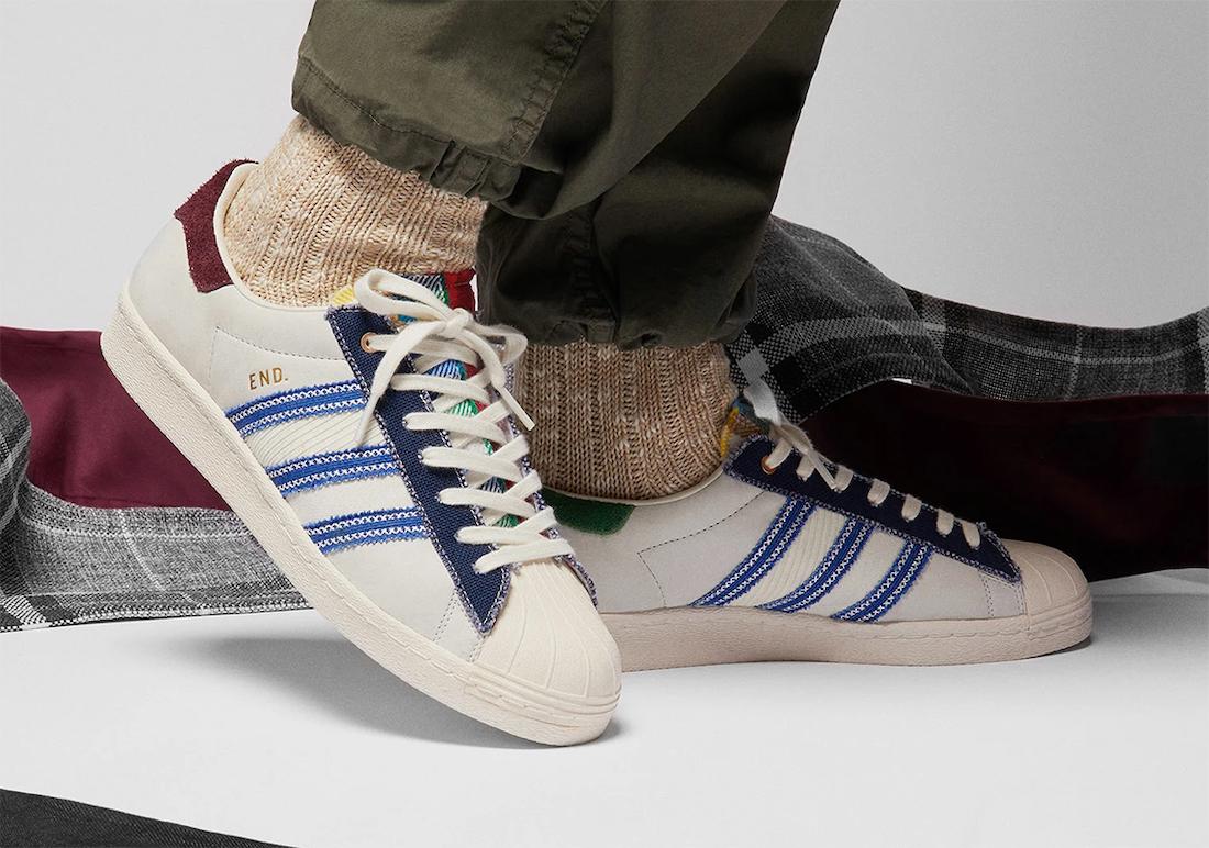 END adidas Superstar Alternative Luxury FX0586 Release Date Info