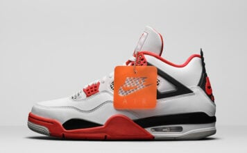 Fire Red Air Jordan 4 Retro DC7770-160