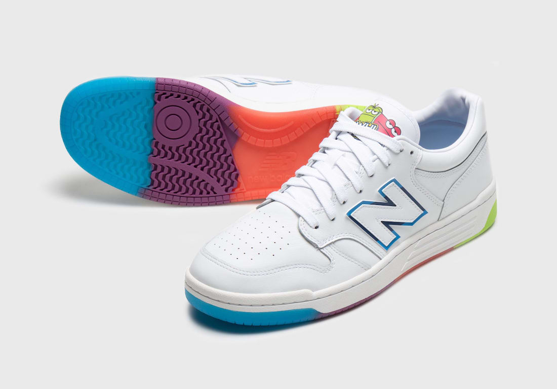 Jolly Ranchers New Balance 480 Low Release Date Info