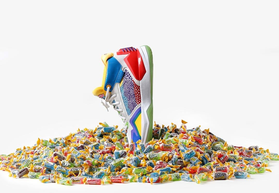 Jolly Ranchers New Balance Kawhi Release Date Info