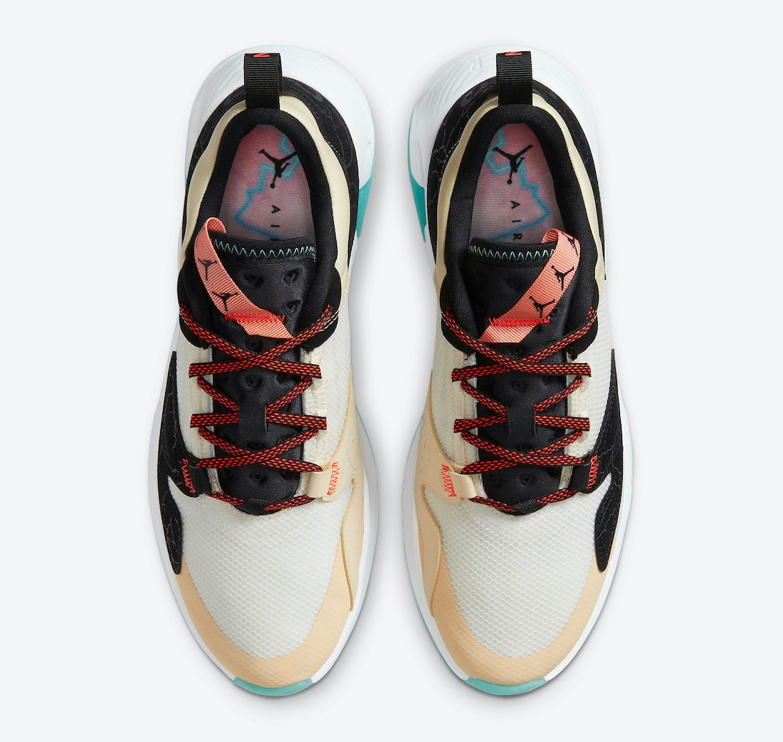 Jordan Air Cadence Pale Ivory DB2741-100 Release Date Info