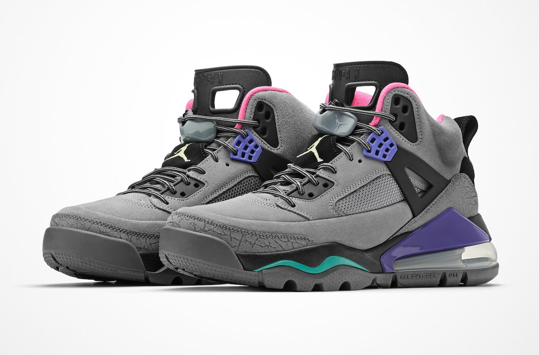 Jordan Spizike 270 Boot CT1014-002 Release Date Info