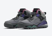 Jordan Spizike 270 Boot Smoke Grey CT1014-002 Release Date Info