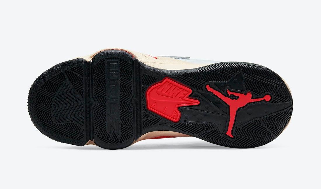 Jordan Zoom 92 Ultramarine CK9184-101 Release Date Info