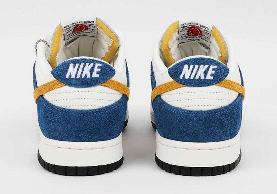 Kasina Nike Dunk Low Industrial Blue 80s Bus CZ6501-100 Release Date