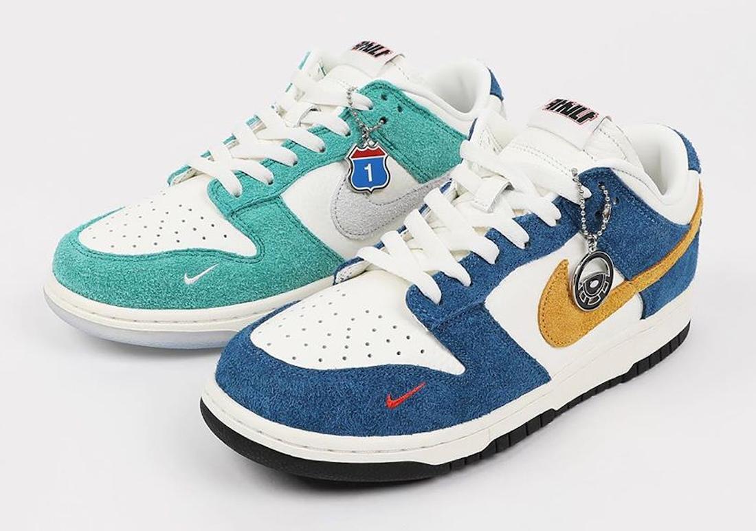 Kasina Nike Dunk Low Release Date