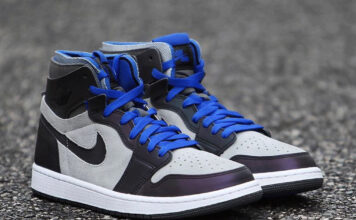 League of Legends Air Jordan 1 Zoom Comfort DD1453-001 Release Date