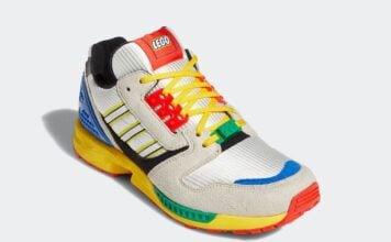 LEGO adidas ZX 8000 FZ3482 Release Date Info
