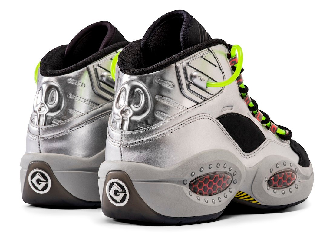 Minions Reebok Question Mid Grus Lab Release Date