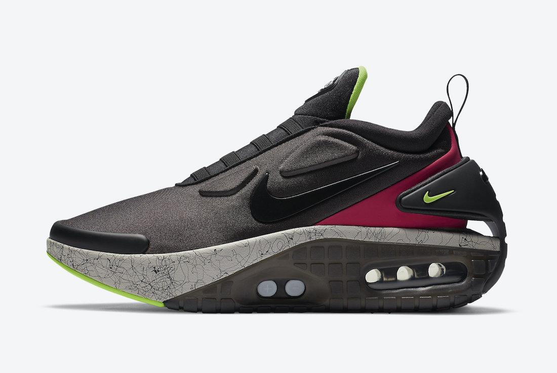 Nike Adapt Auto Max Fireberry CZ6804-001 Release Date