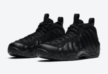 Nike Air Foamposite One Anthracite 314996-001 2020 Release Info