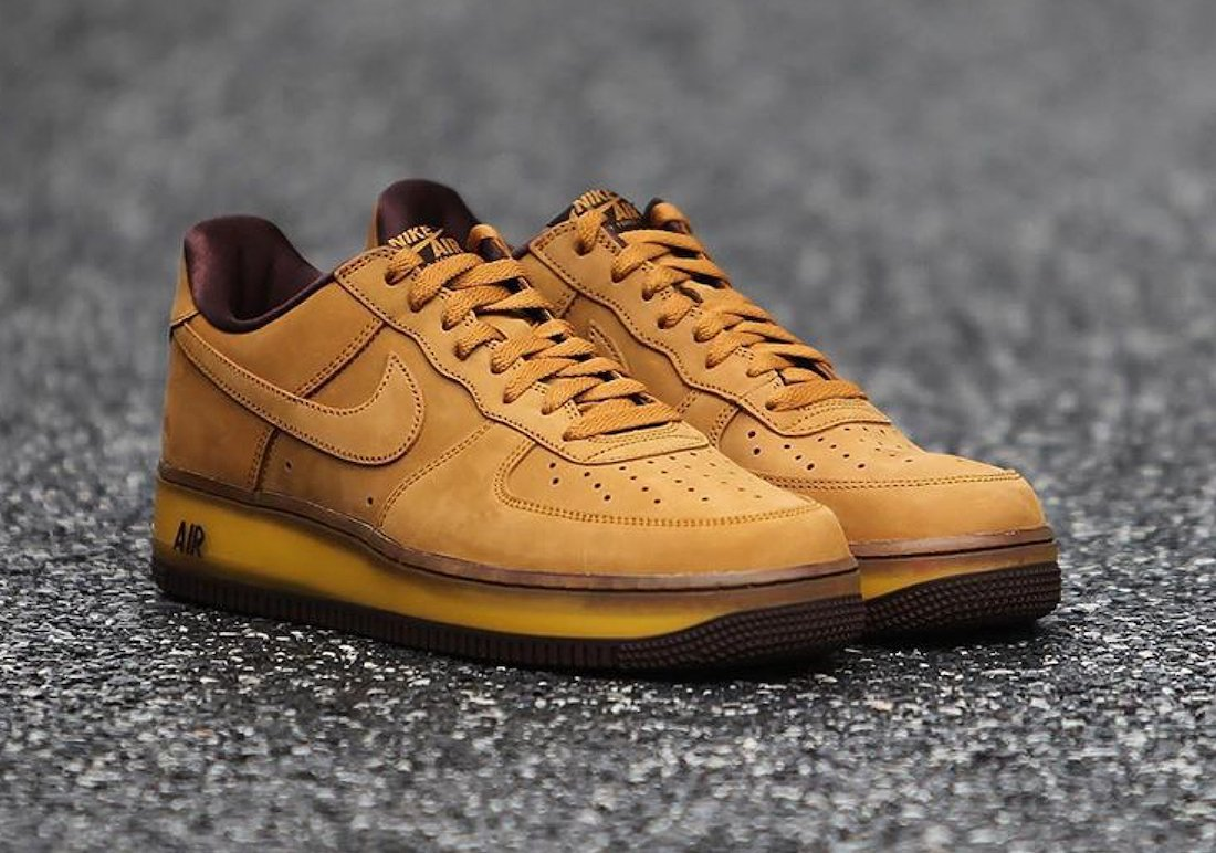 Nike Air Force 1 CO.JP Wheat DC7504-700 Release Date Info