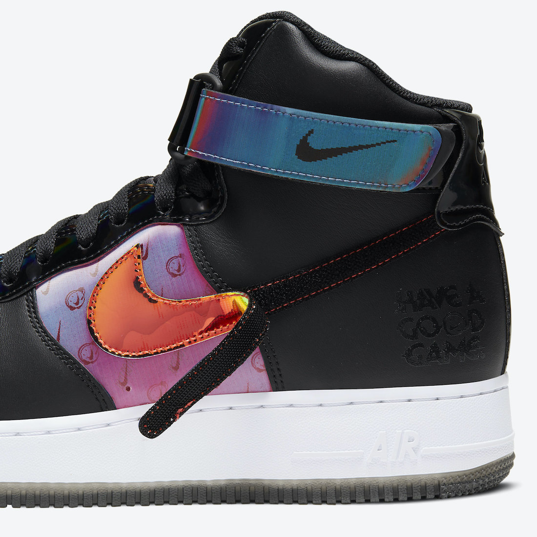 Nike Air Force 1 High Have A Good Game DC0831-101 Release Date Info