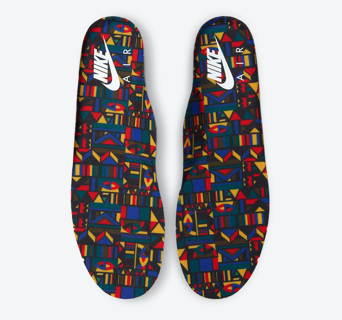 Nike Air Force 1 Live Together Play Together Urban Jungle Gym DC1483-001 Release Date Info