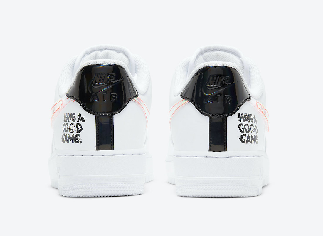 Nike Air Force 1 Low Have A Good Game DC0710-191 Release Date Info