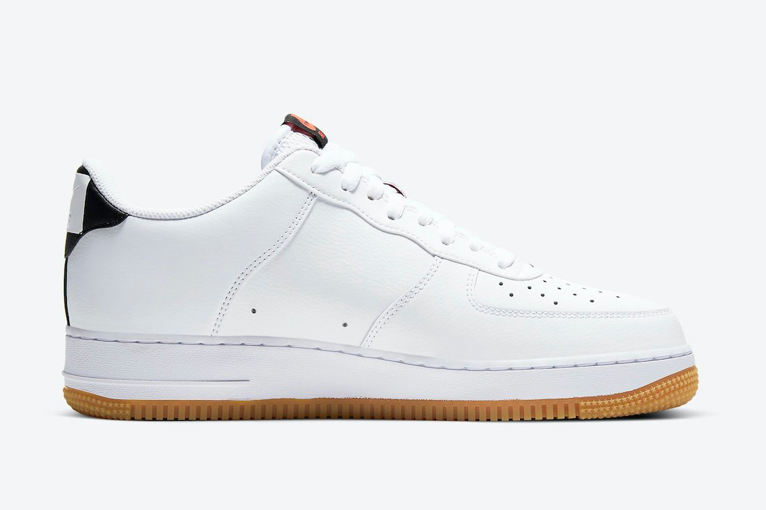 Nike Air Force 1 Low NBA Pack CT2298-101 Release Date Info