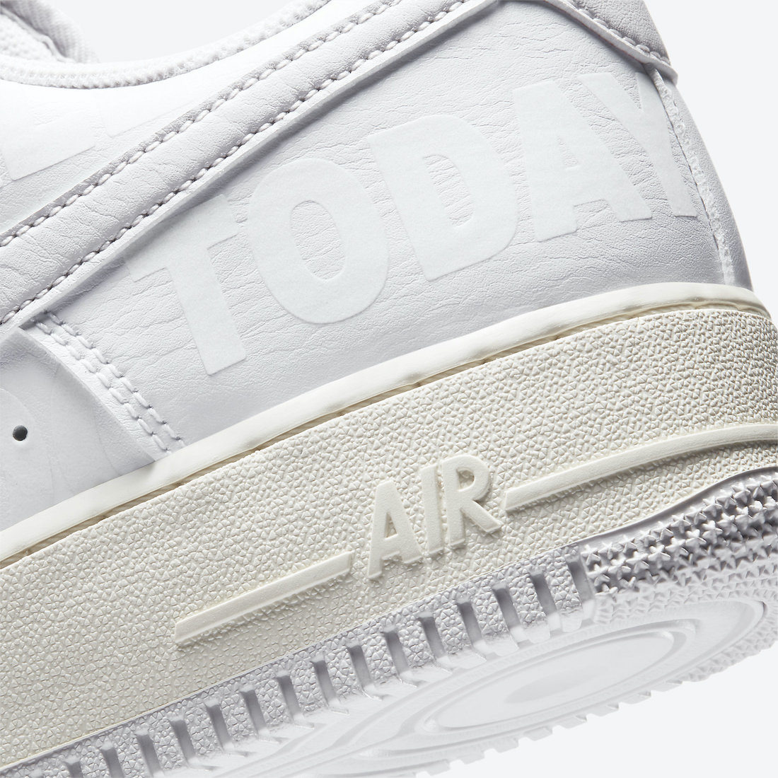 Nike Air Force 1 Low Toll Free CJ1631-100 Release Date Info