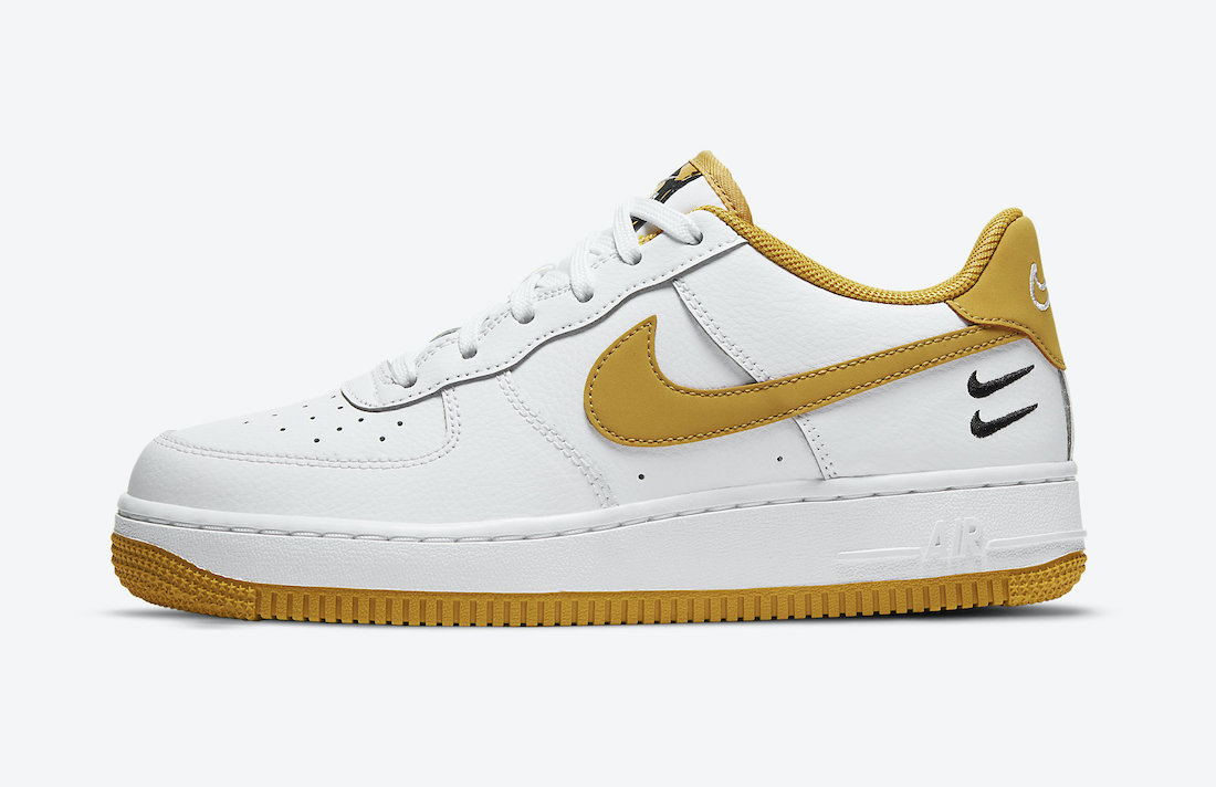 Nike Air Force 1 Low White Wheat DH2947-100 Release Date Info