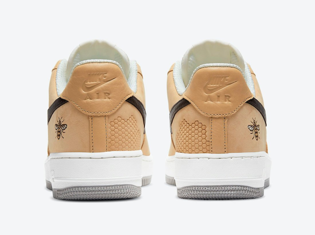 Nike Air Force 1 Manchester Bee DC1939-200 Release Date Info