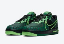 Nike Air Force 1 React Naija CW3918-001 Release Date Info