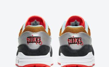 Nike Air Max 1 Graffiti Block Branding CZ8138-100 Release Date Info